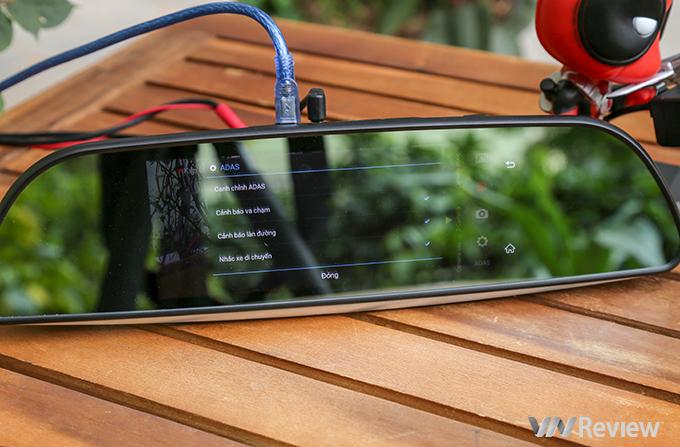 Đánh giá camera hành trình Procam T98 Plus: chạy Android, có 4G, phát Wi-Fi, cảnh báo lấn làn - ảnh 12