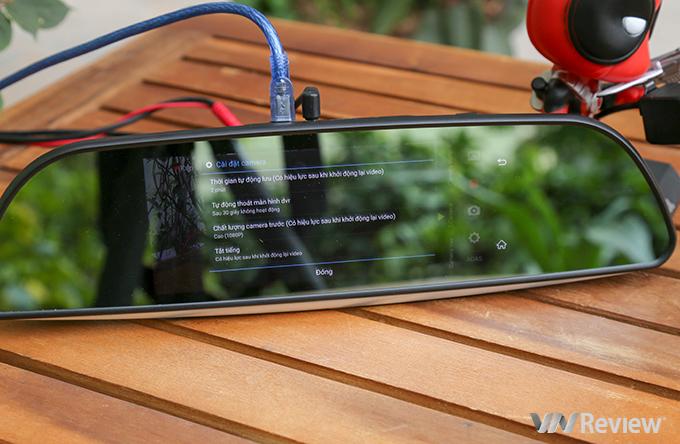 Đánh giá camera hành trình Procam T98 Plus: chạy Android, có 4G, phát Wi-Fi, cảnh báo lấn làn - ảnh 11