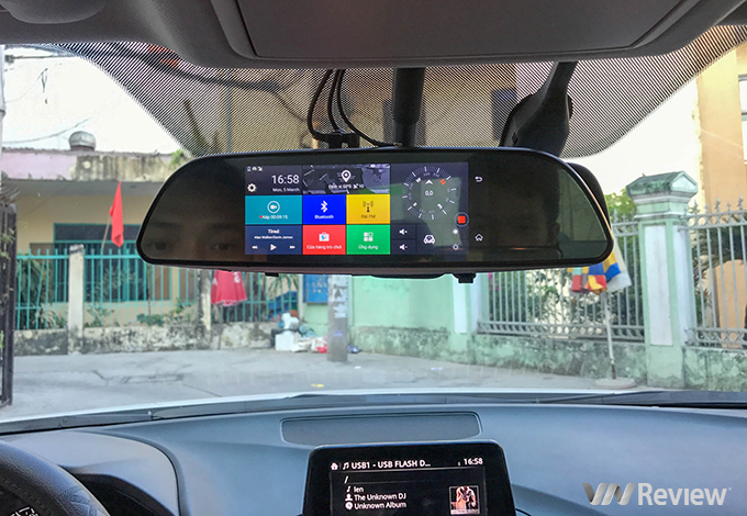 Đánh giá camera hành trình Procam T98 Plus: chạy Android, có 4G, phát Wi-Fi, cảnh báo lấn làn - ảnh 18