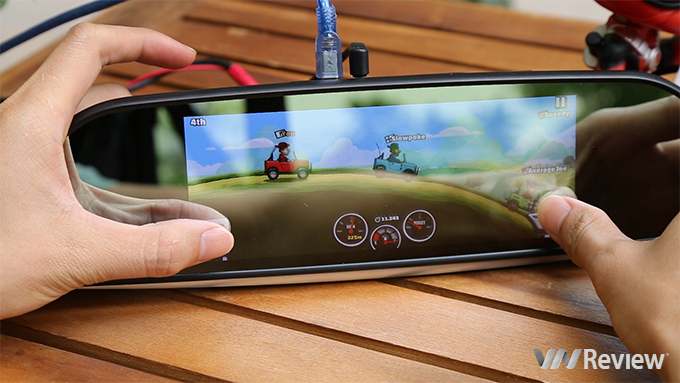 Đánh giá camera hành trình Procam T98 Plus: chạy Android, có 4G, phát Wi-Fi, cảnh báo lấn làn - ảnh 17