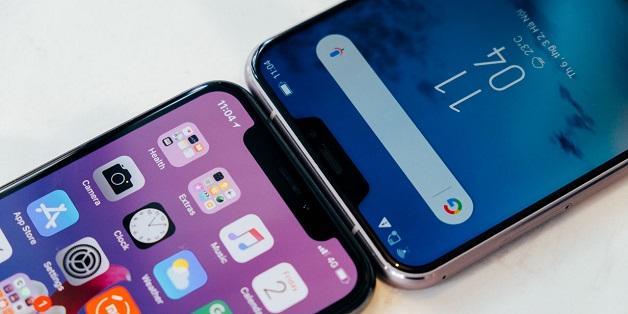 Tính riêng iPhone X, Apple đã kiếm được nhiều tiền hơn gấp ba lần các nhà sản xuất Android khác cộng lại