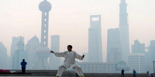 """95% dân số thế giới đang phải """"ngộp lặn"""" trong bầu không khí ô nhiễm"""