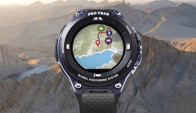 Casio trình làng smartwatch Pro Trek mới, giá bán rẻ hơn