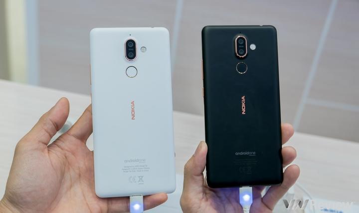 9 triệu đồng nên mua Nokia 7 Plus hay smartphone cao cấp cũ Nokia 8 và Xiaomi Mi Mix 2?