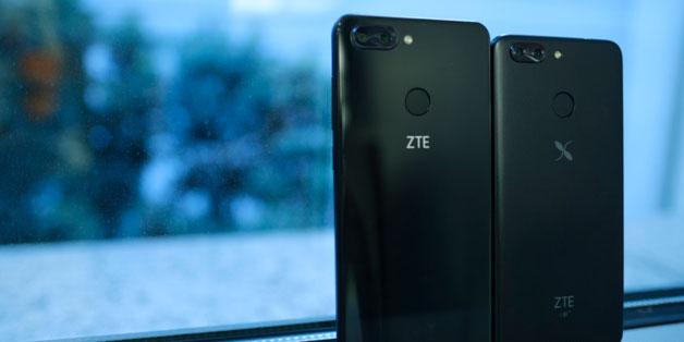 Smartphone ZTE sẽ biến mất vì bị Mỹ trừng phạt?