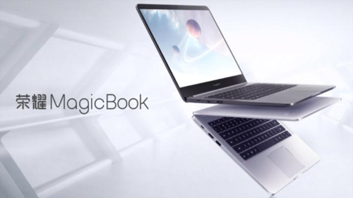 Huawei trình làng Honor MagicBook: ultrabook 14 inch, chip Intel thế hệ thứ 8