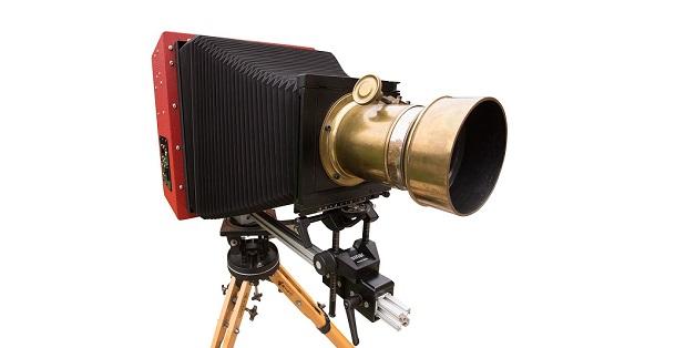 LargeSense giới thiệu chiếc máy ảnh large format 8x10 kĩ thuật số đầu tiên trên thế giới
