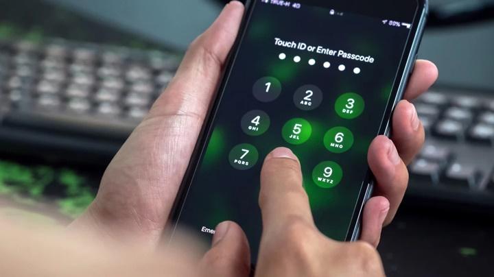 Hãy ngừng sử dụng mật mã 6 chữ số của iPhone