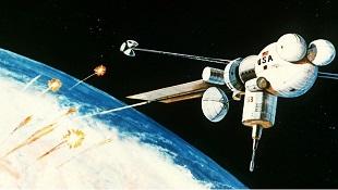 Mỹ xây hàng rào không gian để phát hiện rác không gian, vệ tinh nhỏ