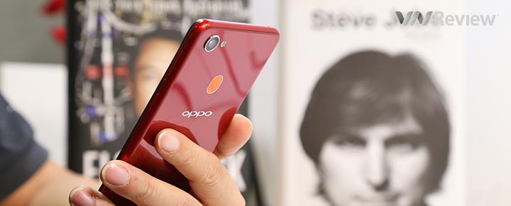 Đánh giá pin Oppo F7: lọt nhóm smartphone pin tốt, chỉ tiếc thiếu sạc nhanh