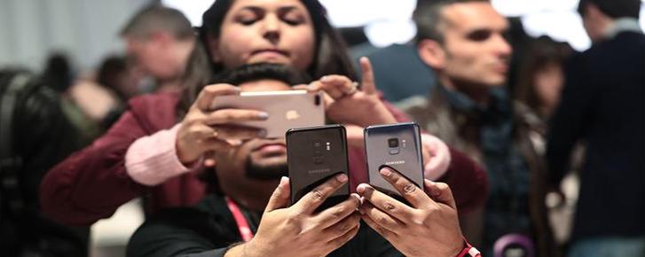 Chuyện gì đang xảy ra với smartphone Samsung tại Trung Quốc?