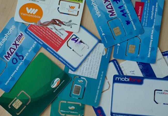 Hàng triệu SIM rác phải làm sao?