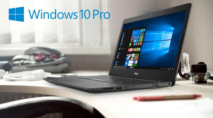 "Dell giới thiệu laptop doanh nhân Latitude 3490 pin ""trâu"""