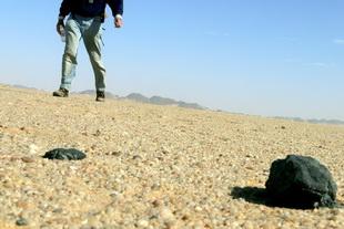 Kim cương trong thiên thạch có thể là mảnh vỡ của hành tinh đã chết