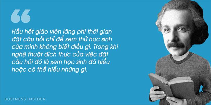 Những câu nói chứng minh Albert Einstein là vĩ nhân thế kỷ 20