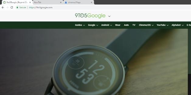 Google Chrome Canary có phiên bản mới, đi kèm giao diện Material Design 2 của Google