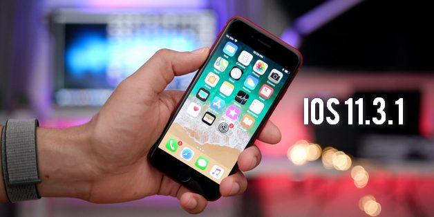 "Apple tung bản cập nhật iOS 11.3.1 sửa lỗi iPhone 8/8 Plus thành ""cục gạch"""