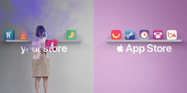 """Apple tung quảng cáo """"đá xoáy"""" Android, mời gọi chuyển sang dùng iPhone"""