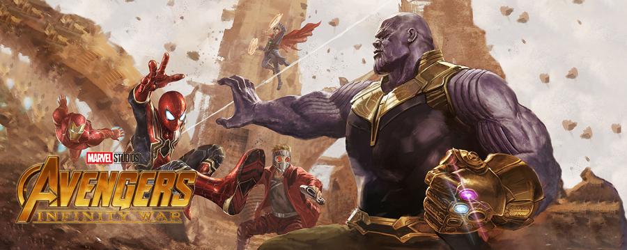 Avengers: Infinity War - Kẻ phản diện lấn át các siêu anh hùng!