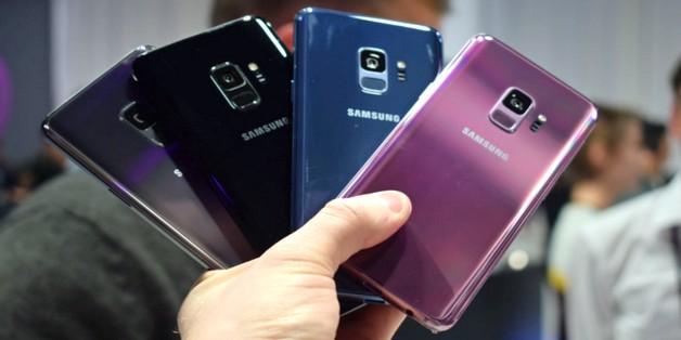 Canalys: Samsung bán được 8 triệu chiếc Galaxy S9/S9+ trong tháng đầu tiên