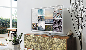 SAMSUNG QLED 2018 – Xác lập tiêu chuẩn mới cho TV thông minh