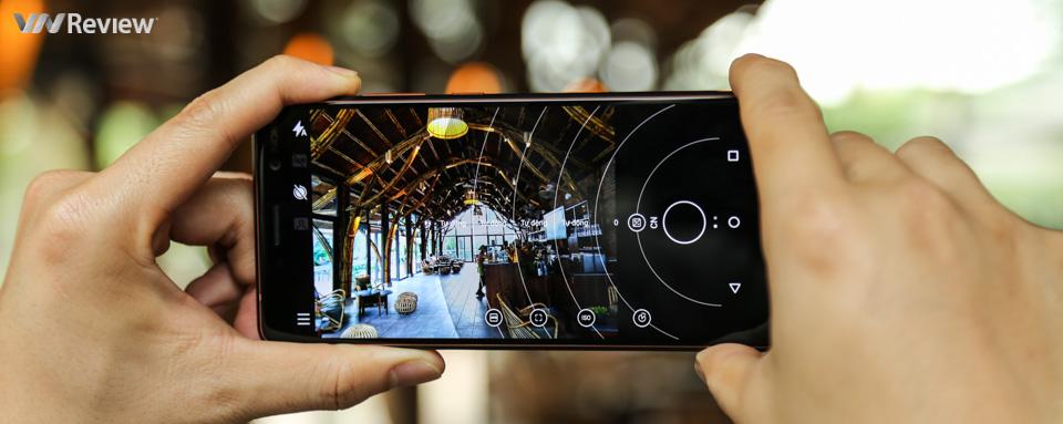Đánh giá pin Nokia 7 Plus: Thoải mái dùng nguyên ngày