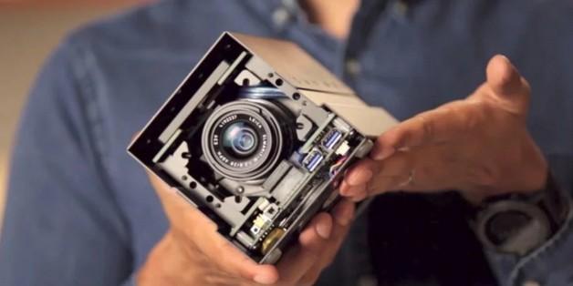 NASA nghiên cứu loại camera có thể nhìn xuyên qua lớp sóng biển