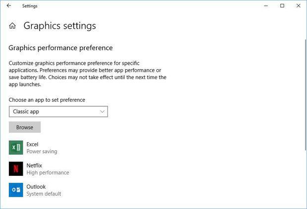 Những thay đổi trong bản cập nhật Windows 10 5/2018