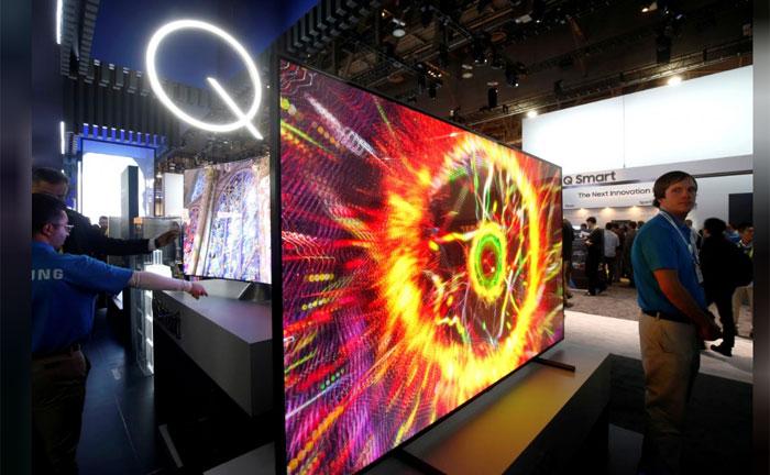 Vì sao Samsung tụt hạng so với Sony và LG trên thị trường TV cao cấp?