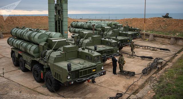"""Nga tích hợp trí tuệ nhân tạo vào """"Rồng lửa"""" S-400"""