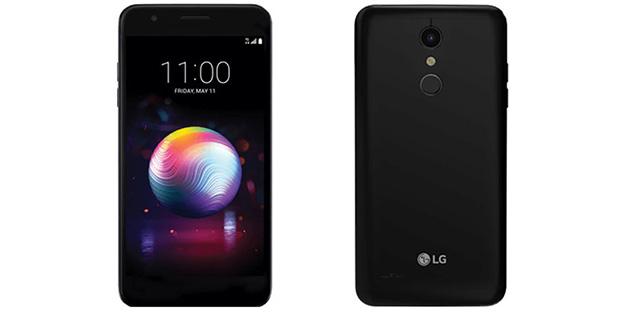 Lộ diện LG K30: smartphone giá rẻ, thân kim loại