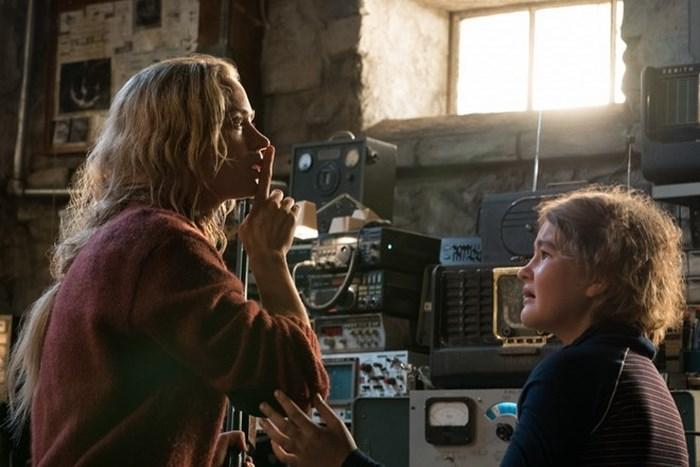 Đánh giá phim A Quiet Place: Khi tột cùng sợ hãi là sự câm lặng!