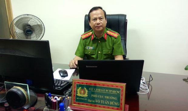 Đại tá Võ Tuấn Dũng, Phó cục trưởng C50 từng nói gì về tội phạm mạng?