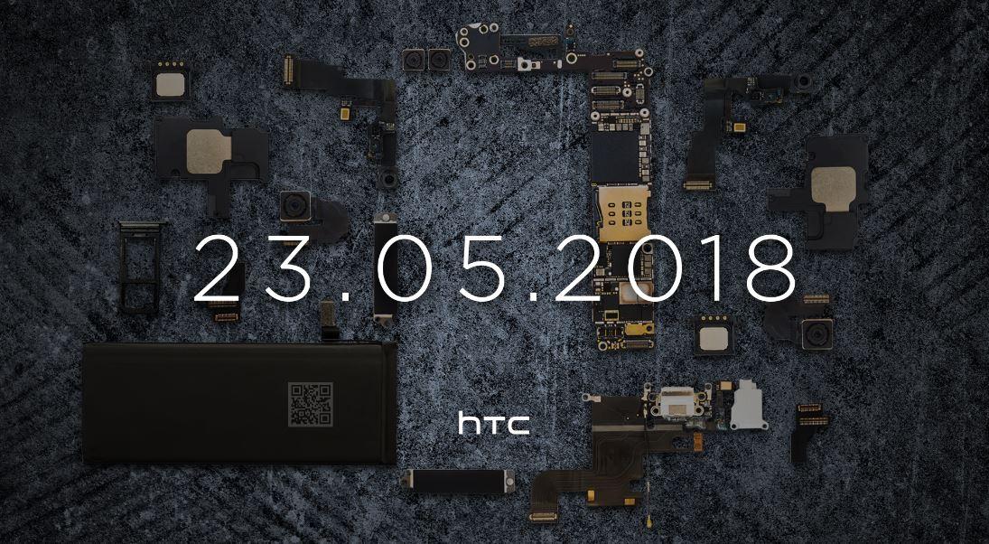 Flagship HTC U12 và U12+ sẽ ra mắt vào ngày 23/5 tới?