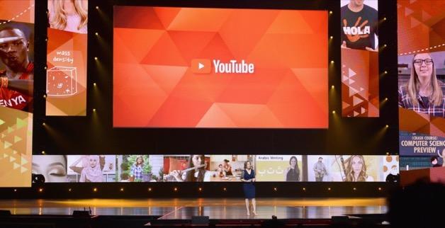 YouTube đạt 1,8 tỷ người dùng đăng nhập mỗi tháng