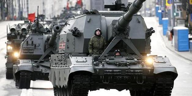 Chi tiêu quân sự chiếm 2,2% tổng GDP toàn cầu, bình quân 230 USD/người