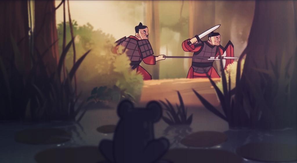 Dự án phim hoạt hình lịch sử
