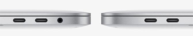 USB-C và Thunderbolt trên MacBook