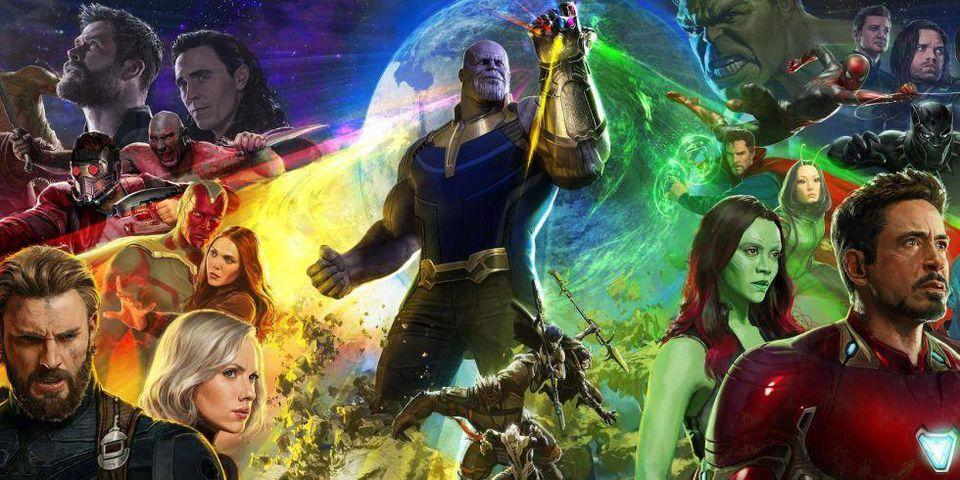 Avengers: Infinity War trở thành bộ phim cán mốc doanh thu 1 tỷ USD nhanh nhất lịch sử