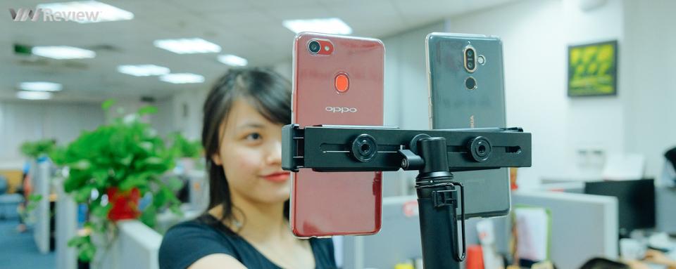Đọ camera giấu mặt giữa Nokia 7 Plus và Oppo F7