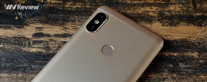 Trên tay Xiaomi Redmi Note 5 chính hãng: nâng cấp lớn về camera và hiệu năng