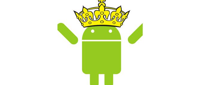 Android vẫn thống trị thị trường smartphone Mỹ