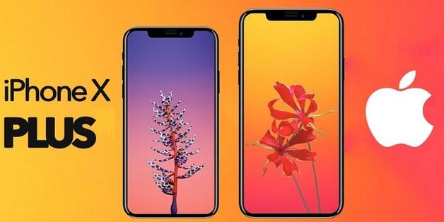 iPhone X Plus sẽ có cùng kích thước với iPhone 8 Plus, màn hình 6.5 inch OLED