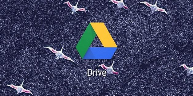 Sau Gmail, Google bắt đầu cập nhật giao diện mới cho Google Drive nền web