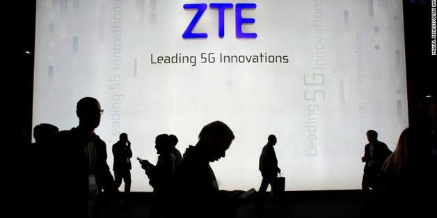 ZTE gần như đã dừng hoạt động sau lệnh cấm của Mỹ