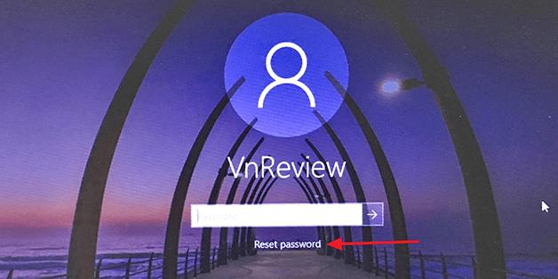 Hướng dẫn tạo câu hỏi bảo mật để reset mật khẩu tài khoản cục bộ Windows 10
