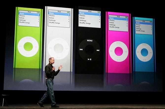 Apple đã bao giờ nổi danh về chất âm?