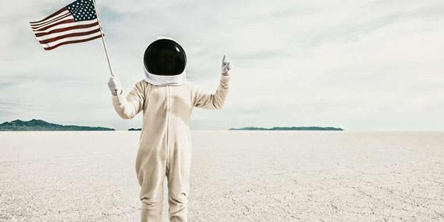 Nay bạn đã có thể tự tập luyện để trở thành phi hành gia qua...smartphone