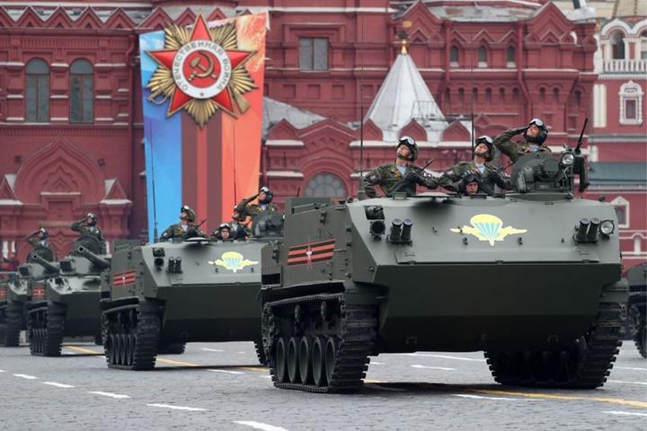 Những công nghệ quân sự mới của Nga tại cuộc diễu binh mừng Ngày chiến thắng