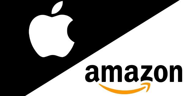 Lợi nhuận quý 1/2018 của Apple bằng... 143% số lãi trọn đời của Amazon